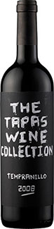 Tapas Wine Collection Tempranillo DO Valencia
