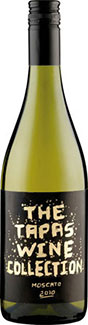 Tapas Wine Collection Moscato DO Valencia