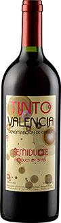 Tinto Valencia Semidulce DO  1 L