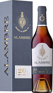 Moscatel de Setúbal 'Alambre 20 Years' DOC