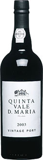 Vintage Port 'Quinta Vale Dona Maria' -in Holzkist