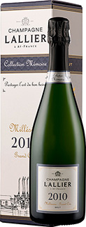 Millésime Grand Cru - in Geschenkkartonage -