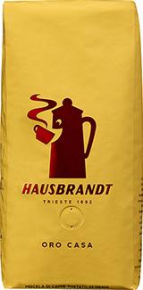 Caffé Hausbrandt 'Oro Casa'
